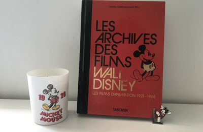 Lecture : Les Archives des Films Walt Disney - Les films d'animation de 1921 à 1968