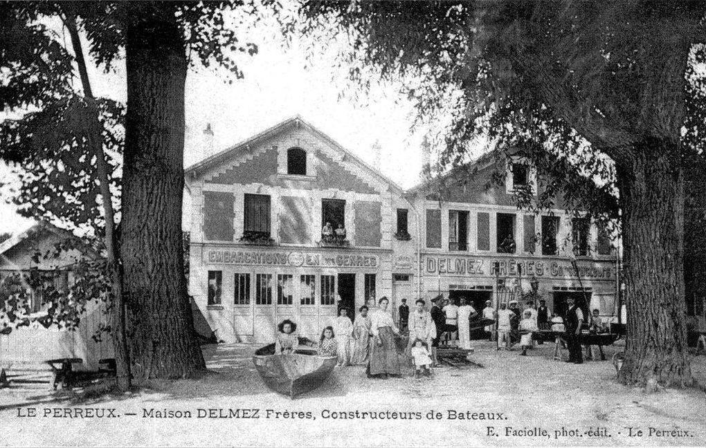 Chantier Pierre Delmez