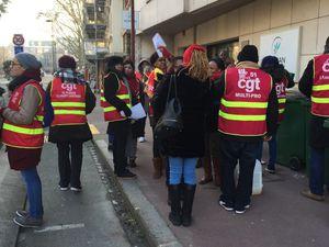 CGT Korian : grève largement suivie à St Charles !