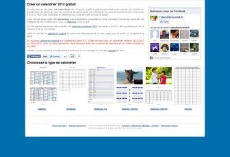Comment utiliser le site www.calendriergratuit.fr ...