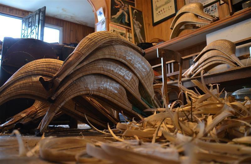 Chistera, une fabrication artisanale à découvrir à Anglet (64)
