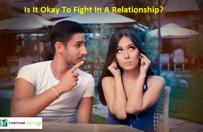Is It Okay To Fight In A Relationship?