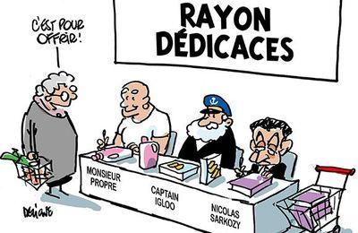 Analyse graphologique de Nicolas Sarkozy, ex président de la république...
