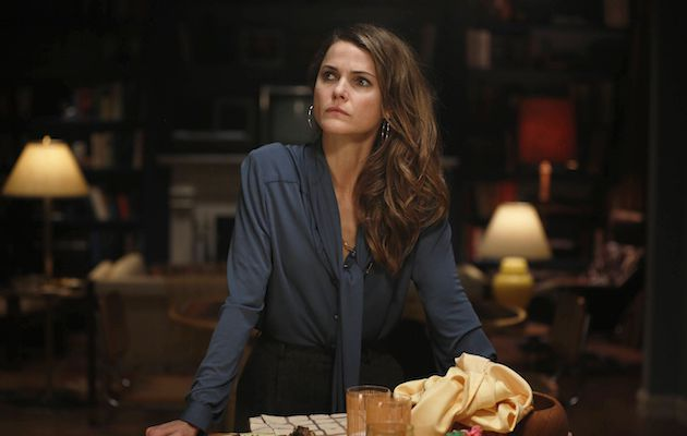 Insaisissable Elizabeth Jennings (The Americans)