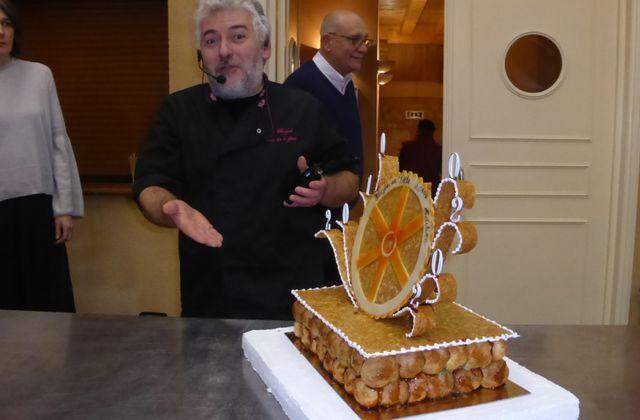 Dixième Truffes en fête du Rotary à Essendiéras