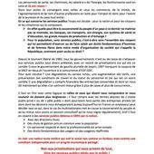Un tract pour la défense des services publics de l'Association nationale des communistes - Le blog de la section d'Hénin-Beaumont du Parti Communiste Français