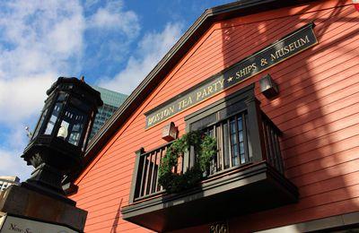Boston : Boston Tea Party