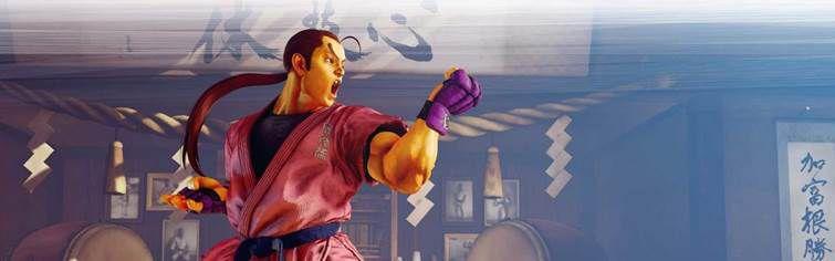 [ACTUALITE] Street Fighter V - Son 5ème anniversaire, l'arrivée du combattant Dan Hibiki et du contenu gratuit