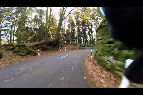 Sortie vélo de route du 8 nov 2014
