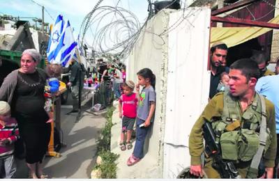 Israël-Palestine : il est urgent d'arrêter le rouleau compresseur de la colonisation !