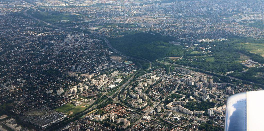 KLM Vol Paris Amsterdam Cracovie