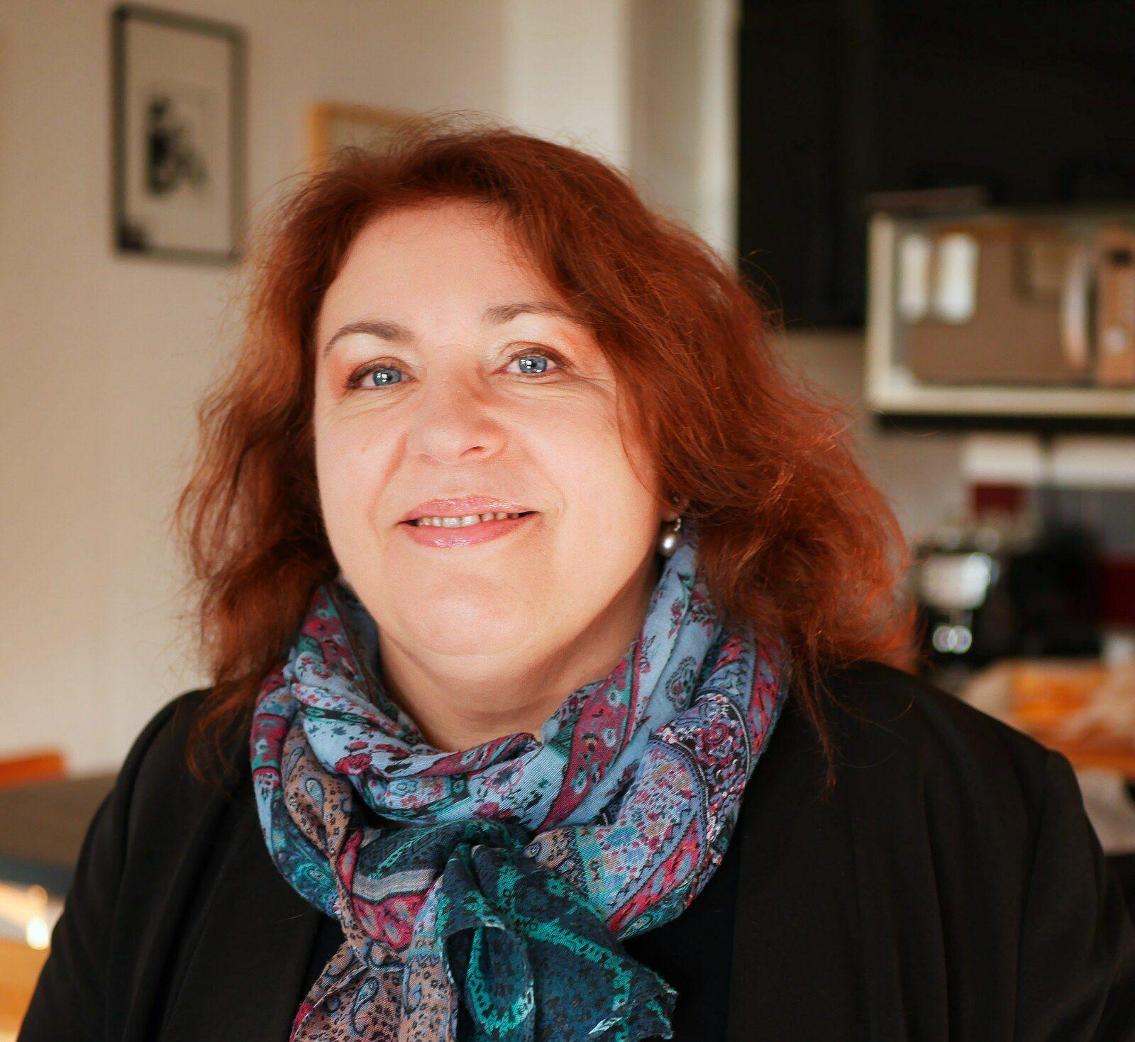 Anniversaire d'Anita Berchenko, éternelle optimiste, éclectique, rêveuse aussi mais les pieds sur terre !