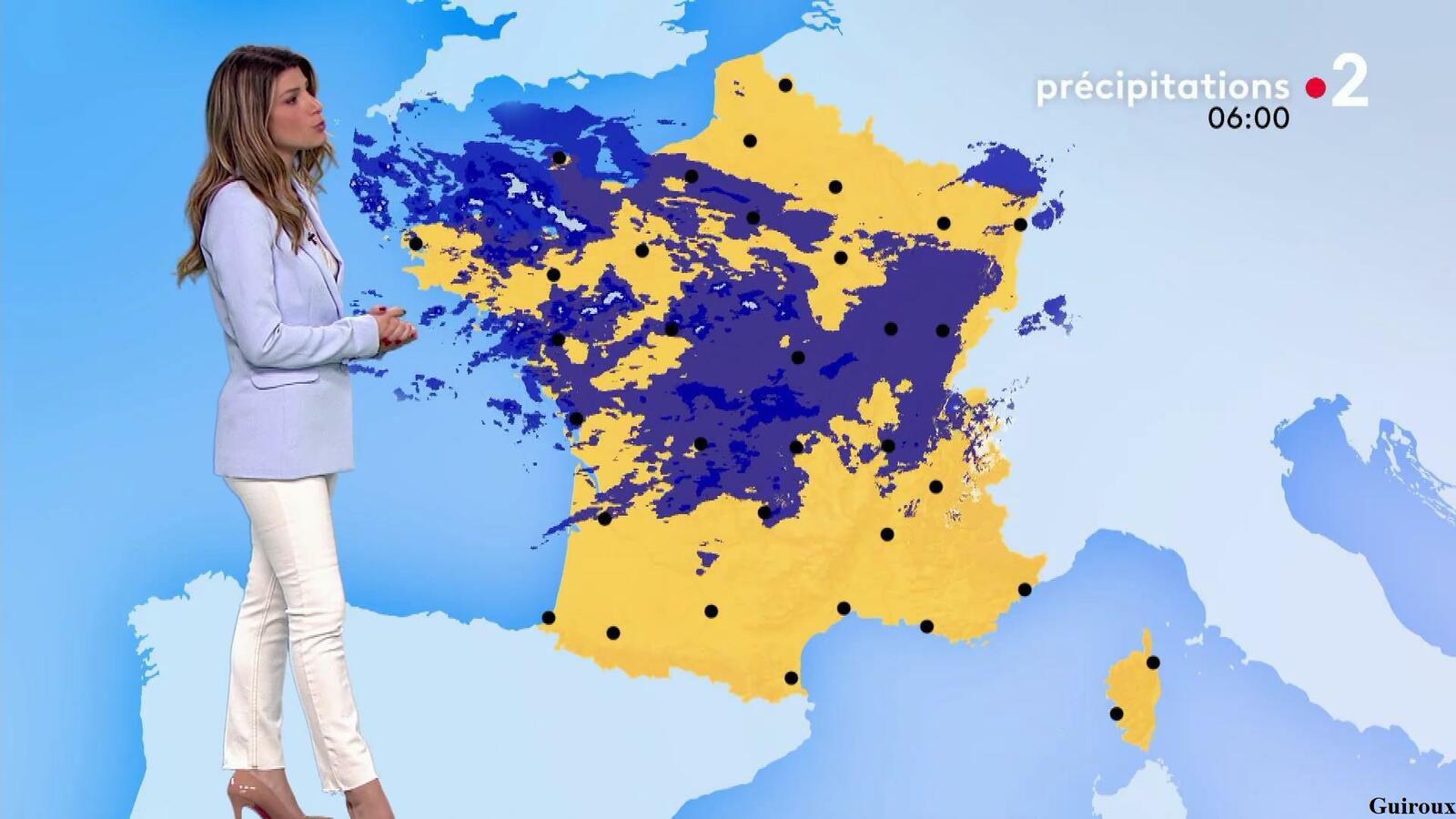 Chloé Nabédian 06/05/2021 Journaux météo du midi