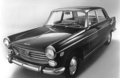 PRUEBA: PEUGEOT 404 INJECTION