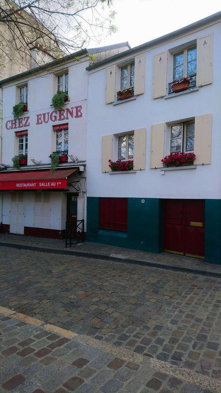 Montmartre pendant le confinement