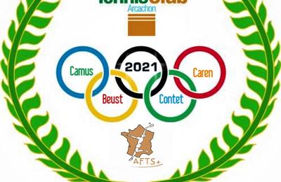 Challenge National AFTS de la SolidaritéARCACHON du 4 au 26 septembre 2021 Programmation Consignes et équipes sélectionnées
