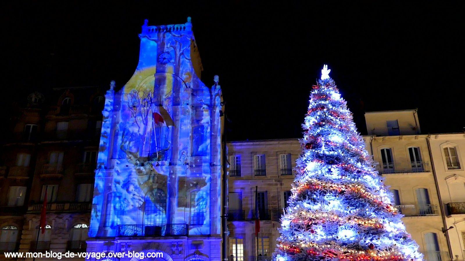 D'un atelier d'artiste à un paysage d'inspiration provençale pour finir par un Noël blanc (décembre 2019, images personnelles)