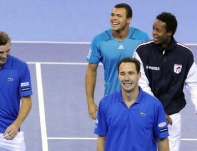 Coupe Davis: résultats et programme des quarts de finale
