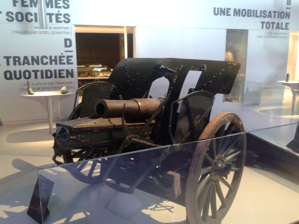Dans le cadre du centenaire 14/18, une délégation de 60 personnes avec l'UGF s'est rendue le 20 septembre au musée de la Grande guerre à Meaux. Un déjeuner amical à suivi la visite.