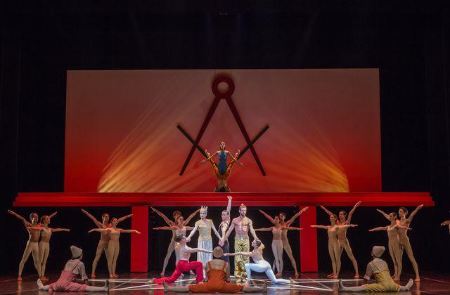 Béjart, Mozart et La Flute Enchantée au Palais des Congrès jusqu'au 11 février