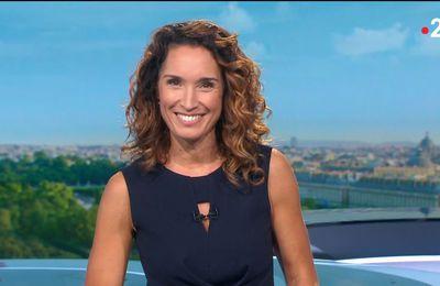 Marie-Sophie Lacarrau - 11 Septembre 2020