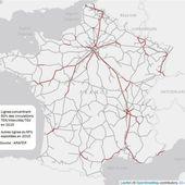 Ces lignes SNCF peu fréquentées dont le rapport Spinetta préconise la fermeture près de chez vous - Ça n'empêche pas Nicolas
