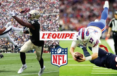 Arizona Cardinals @ New England Patriots en direct dimanche sur le site l'Equipe !