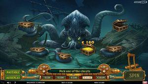 Eye of the Kraken : la dernière machine à sous du logiciel Play'n Go pour smartphones et tablettes