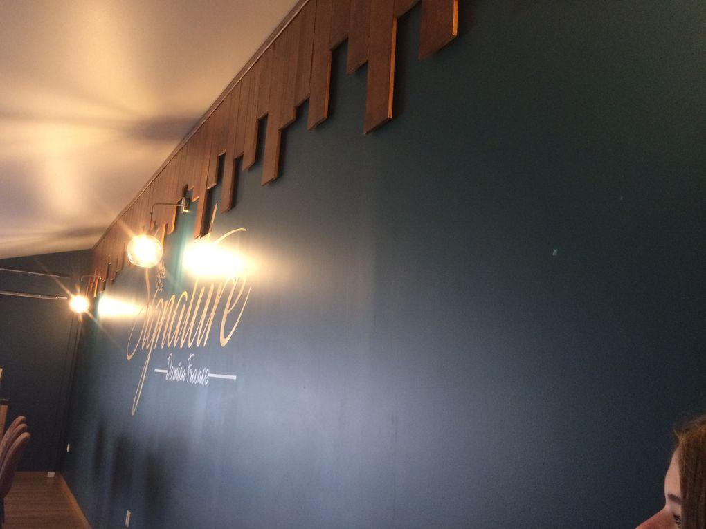 Signature - Damien Franco - Restaurant Saultain