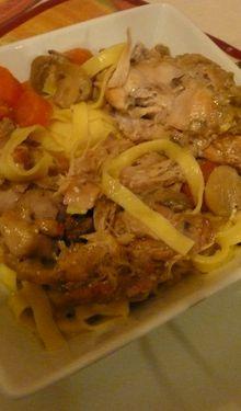 Mijot'cook, lapin à la normande