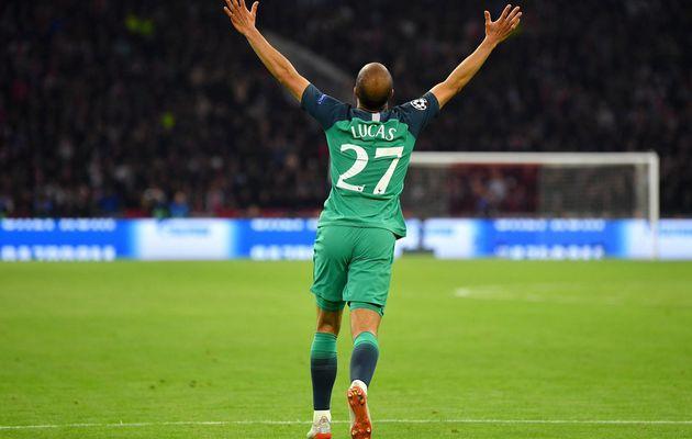 Lucas envoie Tottenham en finale de la C1 !