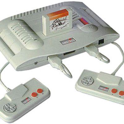 "Rétro gaming ""Amstrad GX4000"""