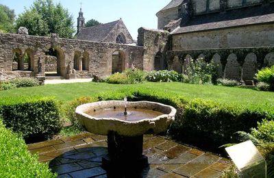 En 1521, les  moines de l'abbaye de Daoulas se confinent à Irvillac...