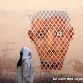 12 photos de Street Art au Maroc - Le coin des voyageurs