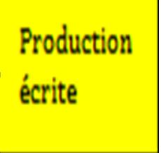 sujets de production écrite: la boite à merveilles