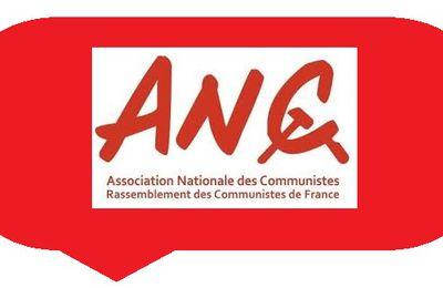 LE PIÈGE CONTINUE [une déclaration de l'Association Nationale des Communistes]