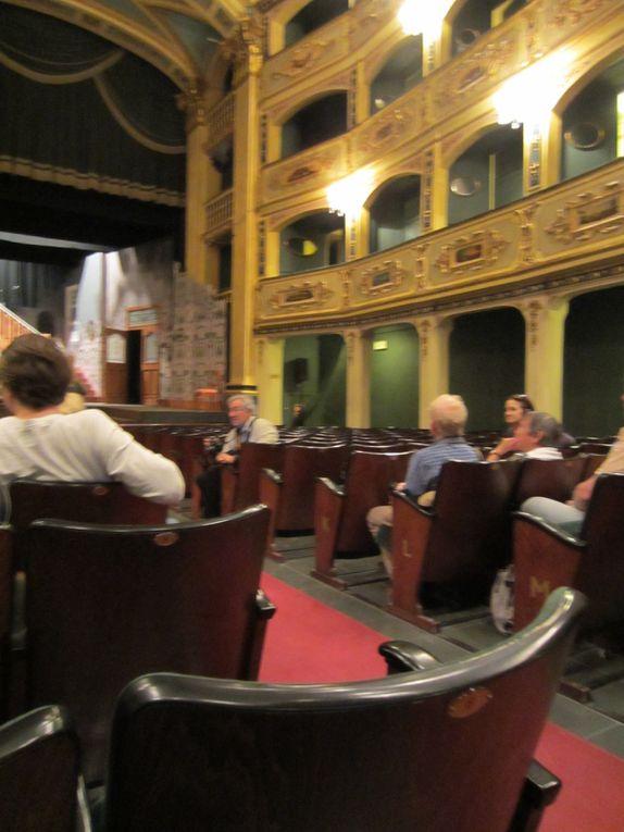 Teatru Manoel, La Valletta, Malta Photos et dessins: Mariela et Emmanuel CRIVAT-IONESCO 2012-2015 (M. et Em. presse)