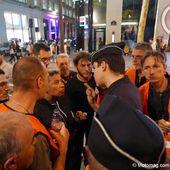 Nuit 2-roues à Paris : tensions et coups entre militants FFMC et CRS