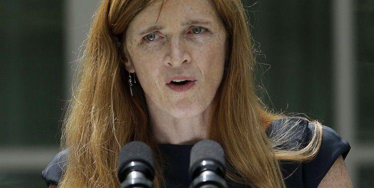 Samantha Power, embajadora de Estados Unidos ante la ONU.- El Muni.
