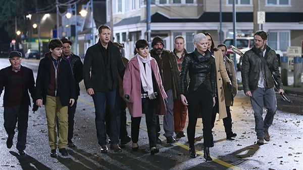 Critiques Séries : Once Upon a Time. Saison 5. Episode 11.