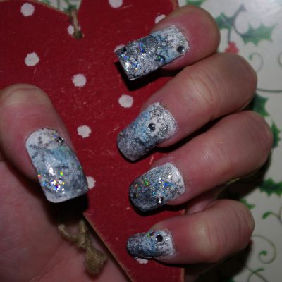 Concours nail art Fatal Beauty Hiver