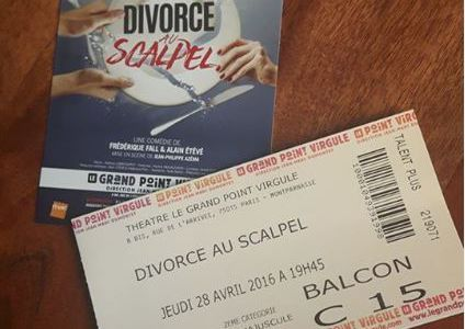 Divorce au scalpel