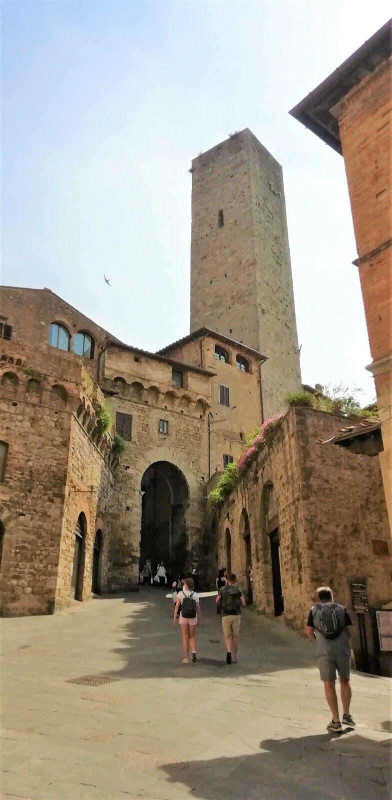 ITALIE - Toscane - Villages et Paysages du Chianti (4)