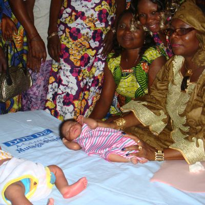 Maternité de Kifuza