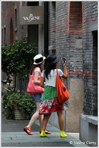 Photographies de Shanghai