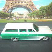 LES MODELES CHEVROLET BISCAYNE - car-collector.net