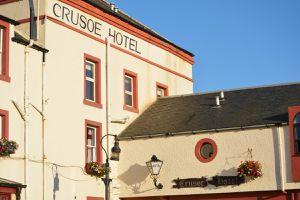 Crusoé a aussi son hôtel