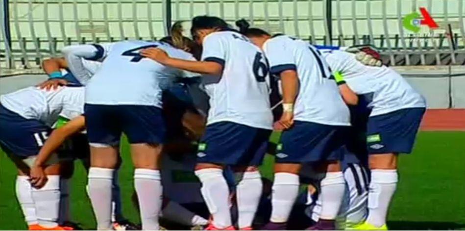 LFF - Ligue nationale du football Fémininالرابطة الوطنية لكرة القدم النسوية