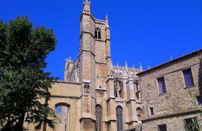 Les monuments de Narbonne de la période médiévale et renaissance