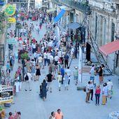 Sète : la rue Alsace-Lorraine rendue aux piétons